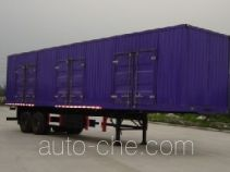 Chuanlu CGC9300XXY-A box body van trailer