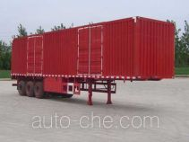 Dayun CGC9370XXY348 box body van trailer