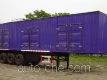Chuanlu CGC9400XXY-B box body van trailer