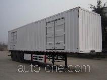 Dayun CGC9400XXY-B box body van trailer