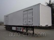 Dayun CGC9400XXY-B box body van trailer
