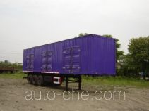 Chuanlu CGC9401XXY box body van trailer