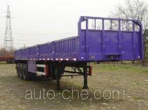 川路牌CGC9401ZZX型自卸半挂车