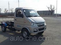 Sanli CGJ5030ZXXE5 detachable body garbage truck