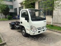 Sanli CGJ5031ZXXE5 detachable body garbage truck