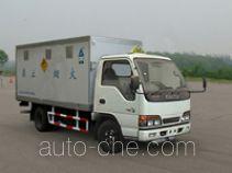 Sanli CGJ5051XQY explosives transport truck