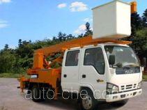 三力牌CGJ5060JGK型高空作业车