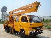 Sanli CGJ5062JGK aerial work platform truck