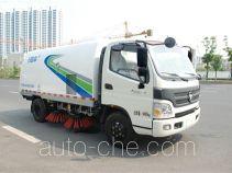 Sanli CGJ5064TSL street sweeper truck