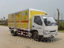 Sanli CGJ5064XQY explosives transport truck