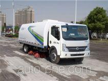 Sanli CGJ5065TSL street sweeper truck