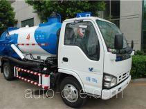 Sanli CGJ5070GXWE4 sewage suction truck