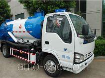 三力牌CGJ5070GXWE5型吸污车