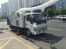 Sanli CGJ5070TXSE5 street sweeper truck