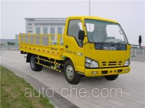 Sanli CGJ5070ZLJ trash containers transport truck