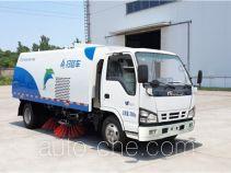 三力牌CGJ5071TSLE5型扫路车