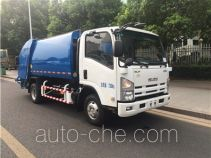 Sanli CGJ5071ZYSBE5 garbage compactor truck