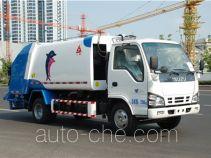 三力牌CGJ5071ZYSE4型压缩式垃圾车