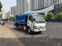 Sanli CGJ5071ZYSE5 garbage compactor truck