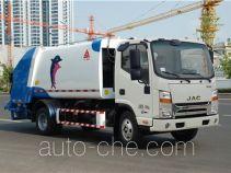 Sanli CGJ5072ZYSE4 garbage compactor truck