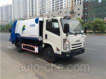 Sanli CGJ5073ZYSAE5 garbage compactor truck