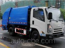 Sanli CGJ5073ZYSBE5 garbage compactor truck