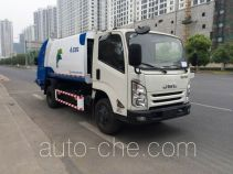 Sanli CGJ5073ZYSE5 garbage compactor truck