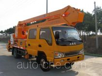Sanli CGJ5076JGK aerial work platform truck