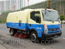 Sanli CGJ5080TSL street sweeper truck