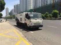 Sanli CGJ5080TXSE5 street sweeper truck