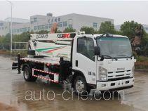 三力牌CGJ5083JGK型高空作业车