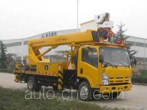 三力牌CGJ5092JGK型高空作业车