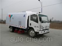 Sanli CGJ5101TSL street sweeper truck