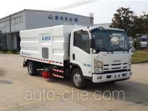 三力牌CGJ5101TXSE5型洗扫车