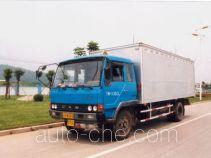 Sanli CGJ5111XQYA explosives transport truck