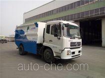 三力牌CGJ5120ZDJE5型压缩式对接垃圾车