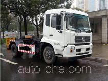 Sanli CGJ5122ZXXE5 detachable body garbage truck