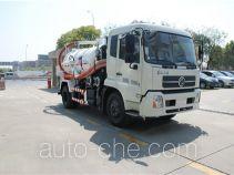Sanli CGJ5124GXW sewage suction truck