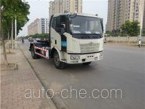 三力牌CGJ5124ZXXE4型车厢可卸式垃圾车