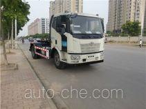 Sanli CGJ5124ZXXE4 detachable body garbage truck