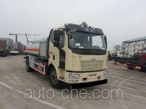 Sanli CGJ5129GJY01 fuel tank truck