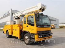 Sanli CGJ5130JGK aerial work platform truck