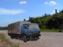 Sanli CGJ5140XQYA explosives transport truck