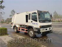 Sanli CGJ5143ZYS garbage compactor truck