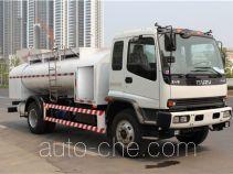 Sanli CGJ5150GXW sewage suction truck