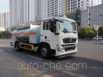 Sanli CGJ5160GZWE4 dangerous goods transport tank truck