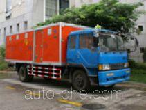 Sanli CGJ5160XQY explosives transport truck
