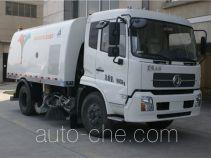 Sanli CGJ5163TSL street sweeper truck