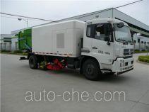 Sanli CGJ5163TXS street sweeper truck