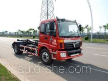 Sanli CGJ5164ZXX detachable body garbage truck